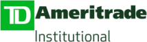 TD Ameritrade Institutional Logo